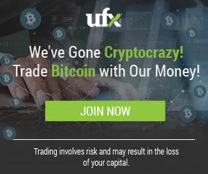 UFX-$5000 BitCoin Rewards